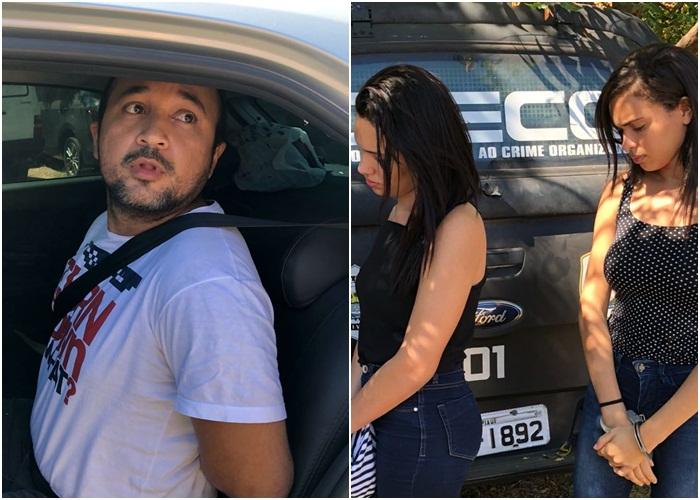 Polícia prende acusados de fraudar concurso da PM-TO em Teresina