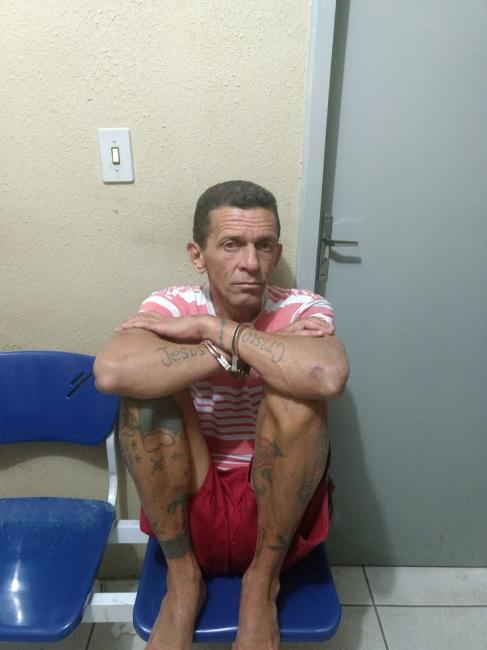 PMr prende acusado de vários arrombamentos em escolas no Piauí