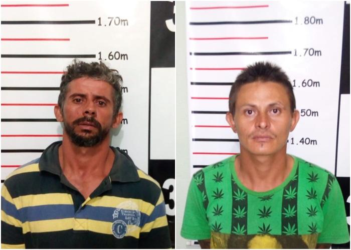 Polícia prende criminosos durante operação em Teresina