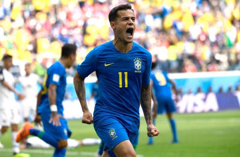 Brasil vence a Costa Rica nos acréscimos; confira os lances