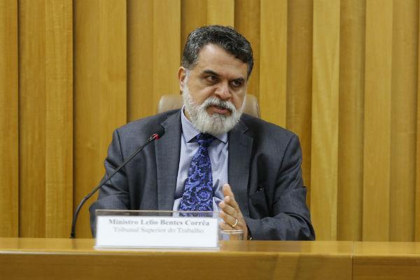 Ministro Lelio Bentes vem ao Piauí fiscalizar TRT