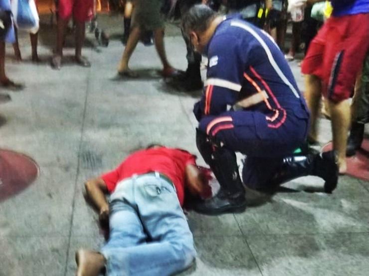 Vigia é baleado na cabeça durante assalto em posto de combustível