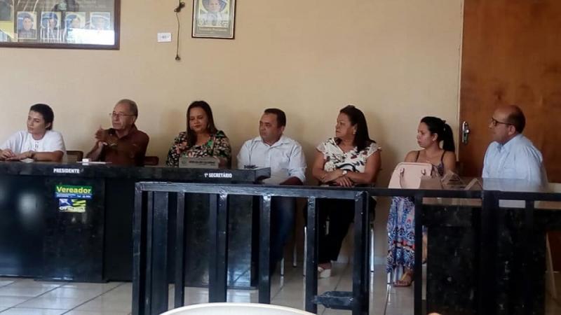 Em audiência pública, secretaria de Saúde de Barro Duro apresenta relatório de gestão
