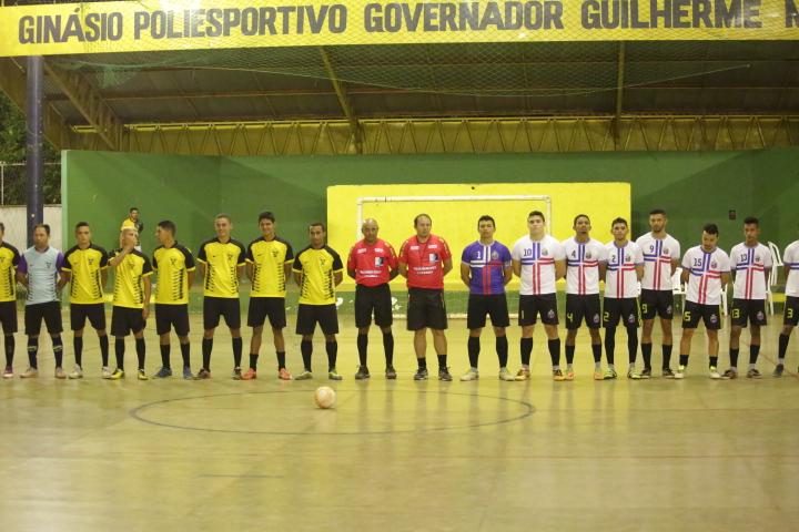 Real Barça vence equipe do Triângulo e leva 2ª divisão do Campeonato Altoense de Futsal