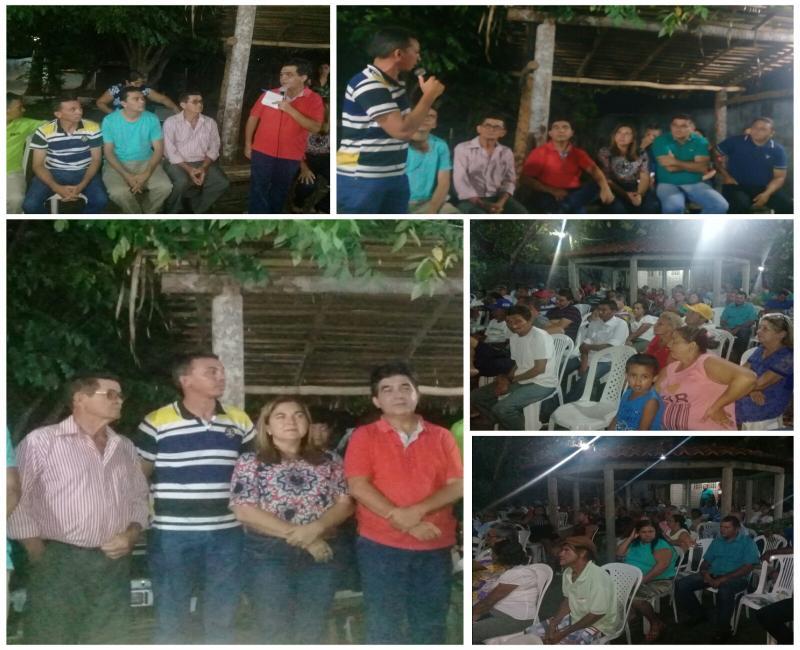 Vereador Valfran Mesquita  adere ao grupo de vereadores da base aliada da Prefeita Vilma Lima (PT)