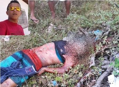 TRAGÉDIA: Jovem é assassinado com mais de 30 facadas no Maranhão