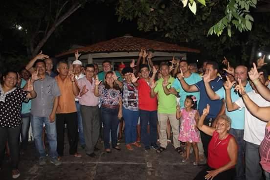 Francisco Limma realizou o lançamento de sua pré-candidatura à reeleição em São João do Arraial