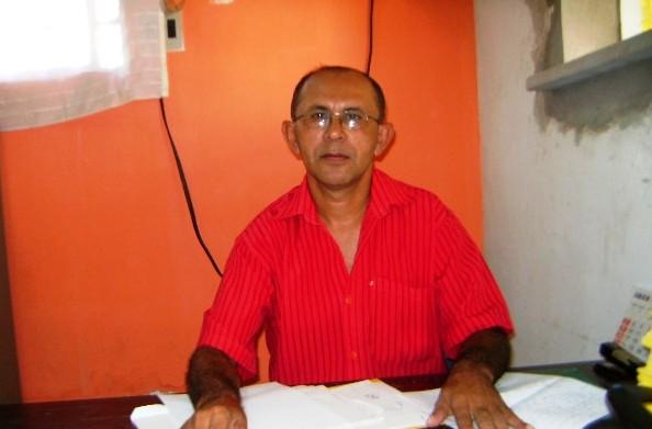 Morre o presidente do PT de Esperantina Antônio Francisco