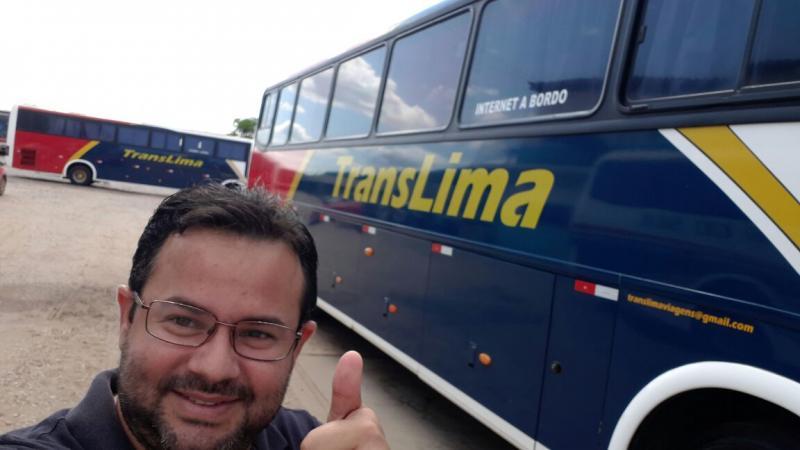 População é prejudicada com paralisação de ônibus da empresa Translima