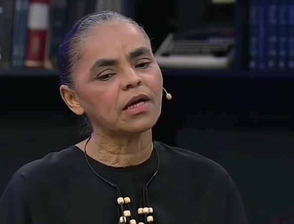 Marina Silva recebe salário de R$ 12 mil da Rede Sustentabilidade