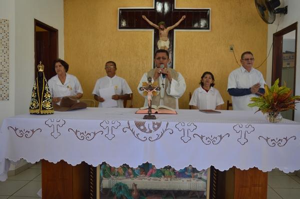 Missa do Vaqueiro é celebrada na Igreja de São João Batista
