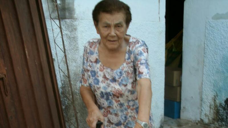 Emília da Paixão Costa, a popular 'Bizinha' deixa história marcante em Amarante; veja!