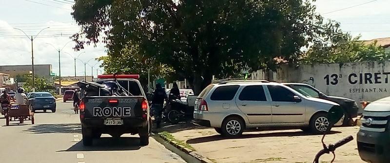 Motocicleta apreendida em São João do Arraial é encaminhada para Ciretran de Esperantina