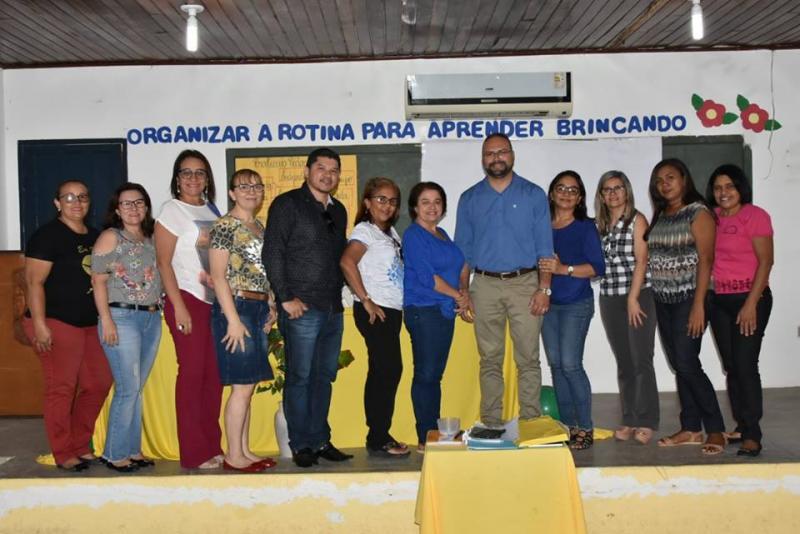 Novo Conselho Municipal de Educação é empossado em Floriano