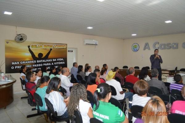 Relatório de gestão da saúde de Colônia do Gurgueia foi apresentado em audiência
