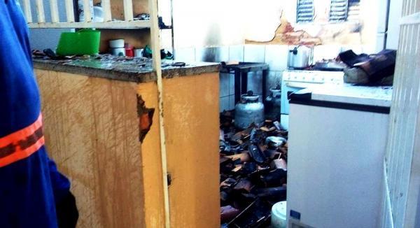 Botijão de gás explode e destrói CAPS de município do Piauí