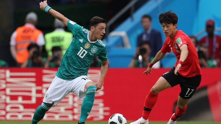 Alemanha passa maior vergonha e é eliminada da Copa