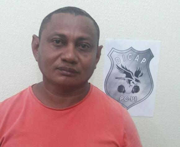 Ex-policial militar é preso acusado de estuprar a cunhada em Teresina