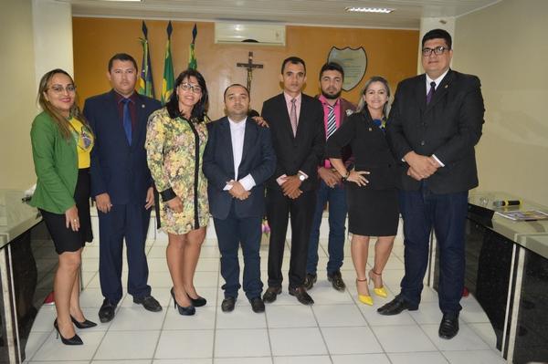 Câmara de Guadalupe realiza última Sessão do primeiro semestre de 2018