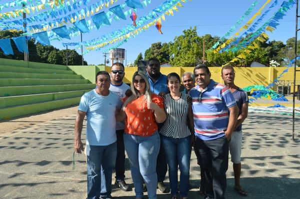 Começam os preparativos para o 2º Cidade Junina em Guadalupe