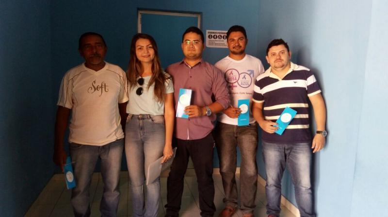 Prefeitura de Manoel Emídio faz adesão ao Redesim
