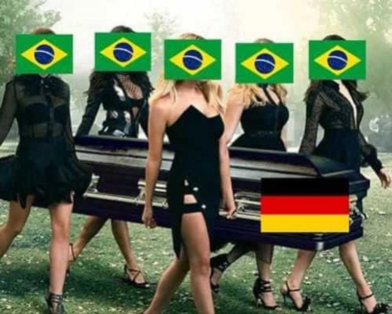 Brasileiros comemoram eliminação da Alemanha; veja os memes