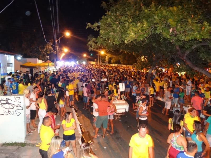Polícia libera paredões de som no bairro Saci até as 21h