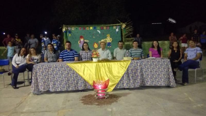 Escolas municipais comemoram tradicional festa junina
