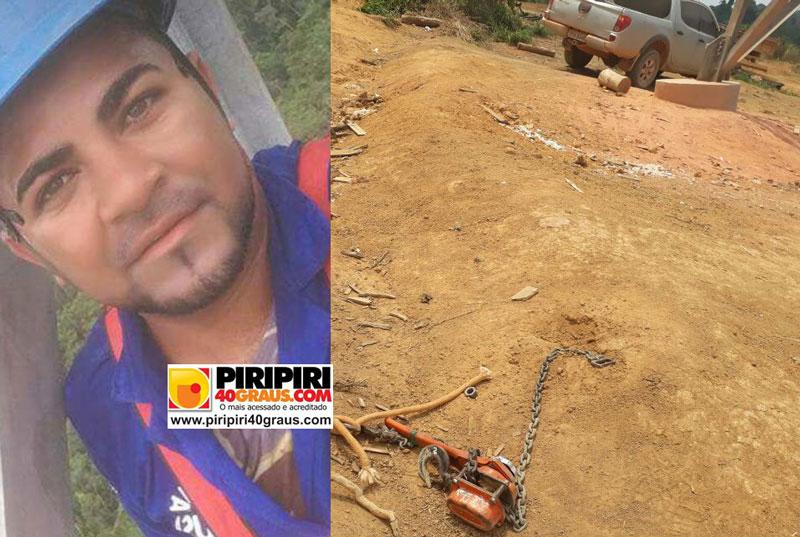 Piauiense morre após cair de torre de transmissão no PA