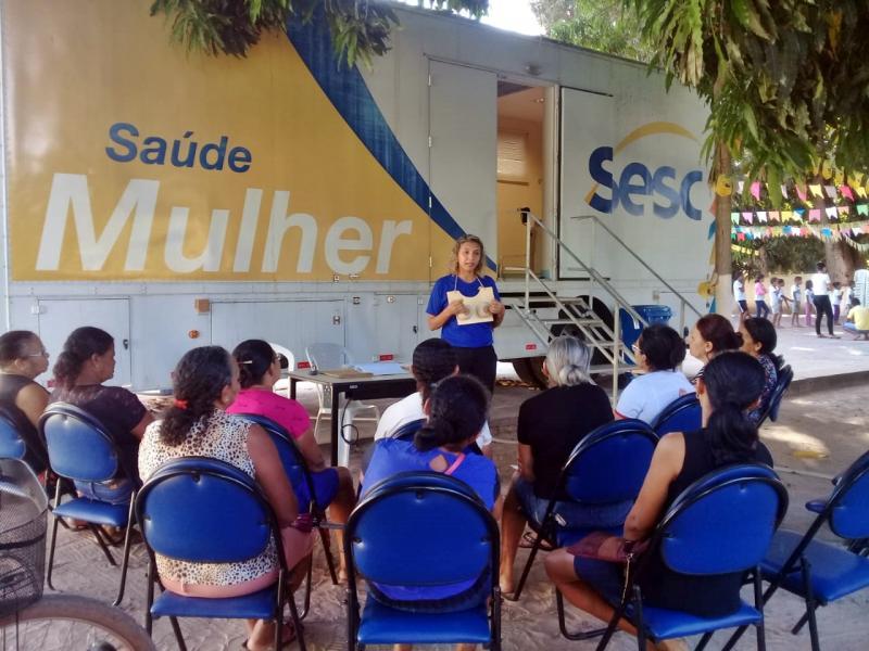 Programa 'Saúde Mulher' em Altos atinge a marca de mil atendimentos