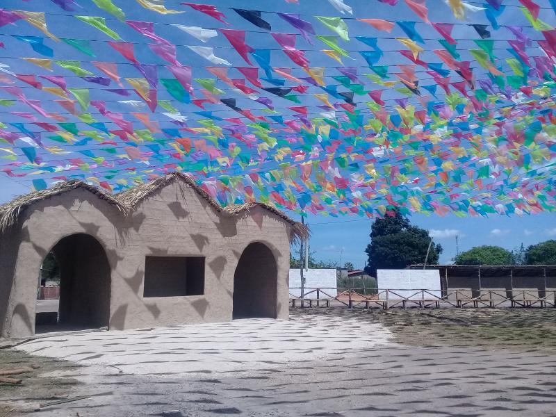 Quase tudo pronto para o XIV Festival Cultural dos Cocais em São João do Arraial