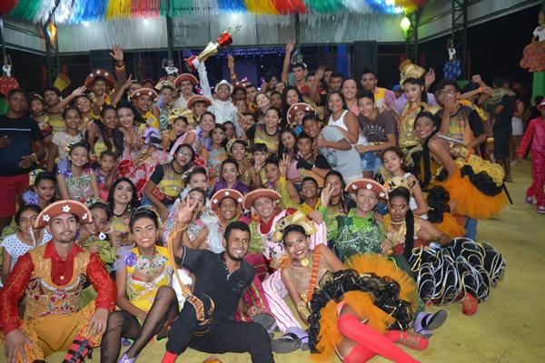 Sanfona Dourada é campeã do Festival Junino de N. S. dos Remédios