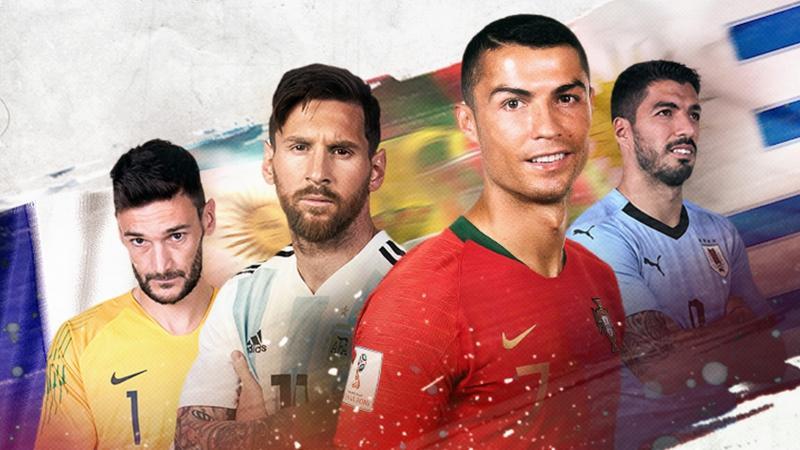 Duelos das oitavas de final da Copa começam neste sábado