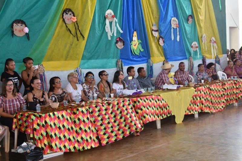 Secretaria de Educação promove o 1° Festival Junino das escolas municipais