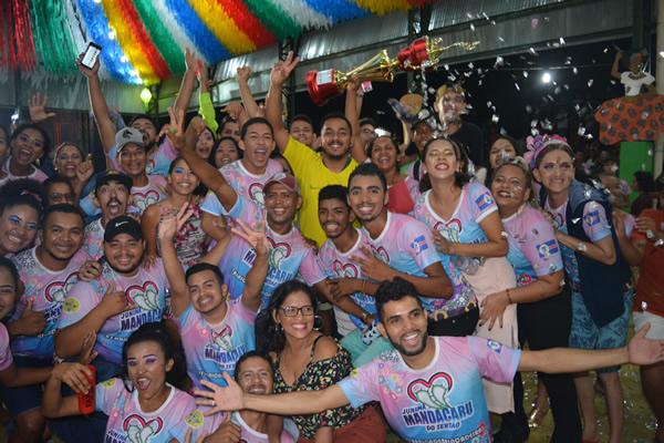 XXII Festival Junino de N. S. dos Remédios teve mais R$20 mil em prêmios