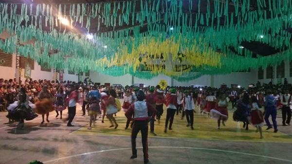 Centro de Convivência de Colônia do Gurgueia realizou o II Festival Junino