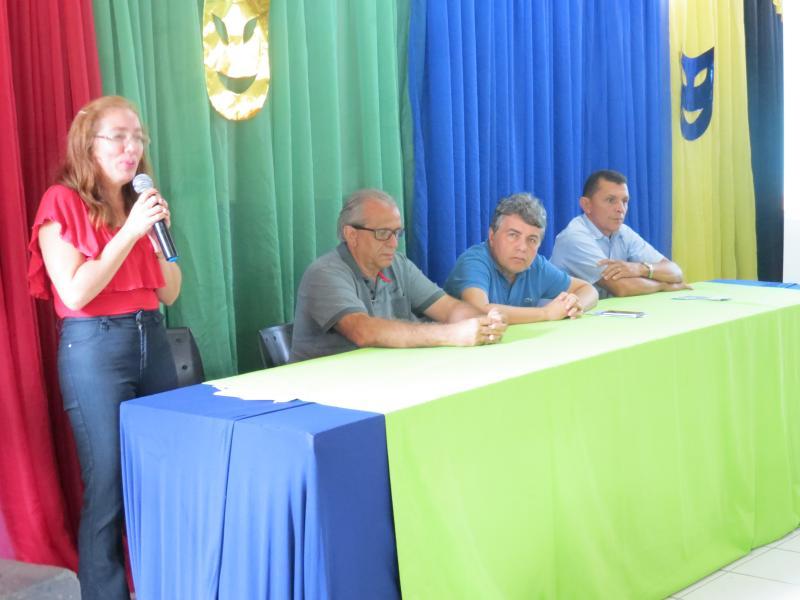 Instituição do Fórum Municipal de Educação de Monsenhor Gil