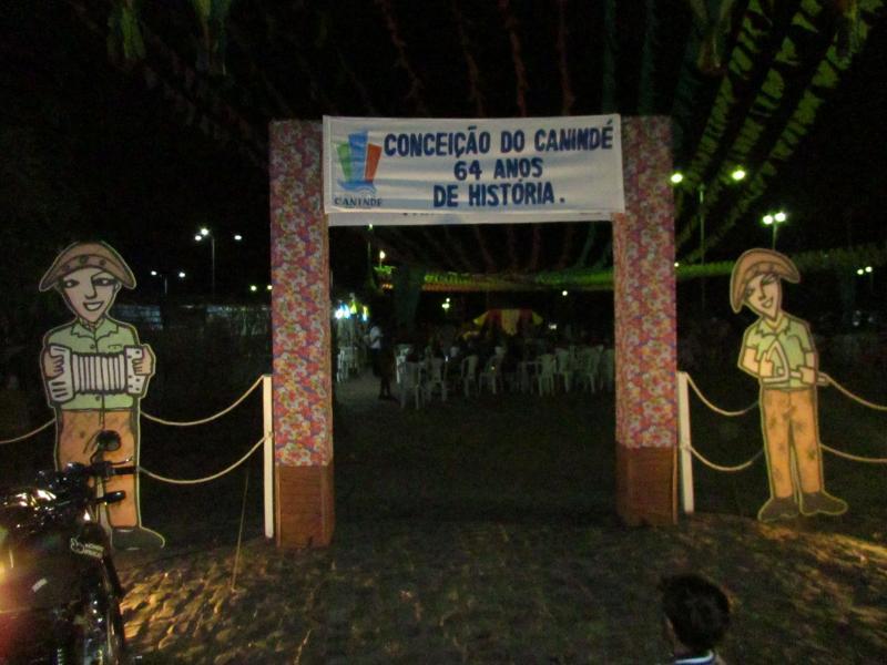 Conceição do Canindé Parabéns pelos 64 anos de Emancipação Politica
