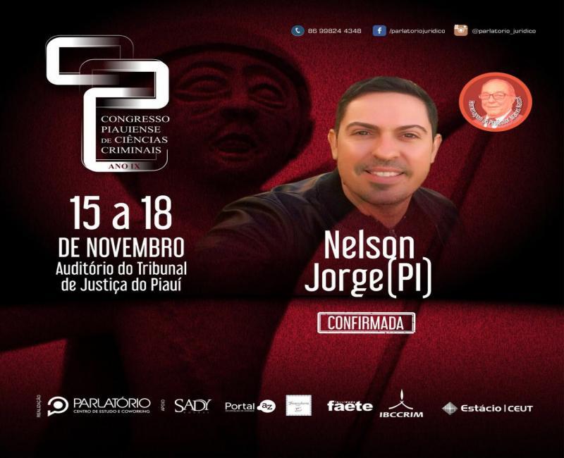 CONGRESSO PIAUIENSE DE CIÊNCIAS CRIMINAIS - ANO IX