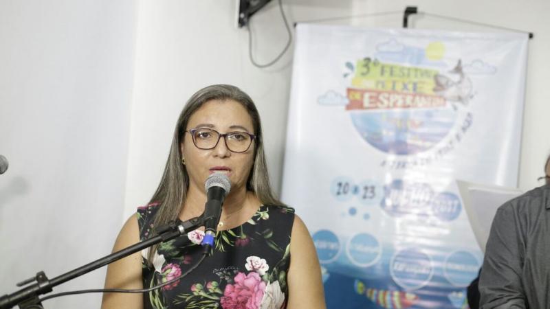 Prefeita de Esperantina pretende gastar quase 800 mil em locação de infraestrutura para eventos