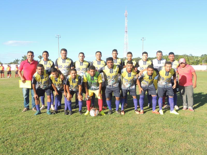 São José  estréia com vitória no campeonato campolarguense de futebol amador 2018