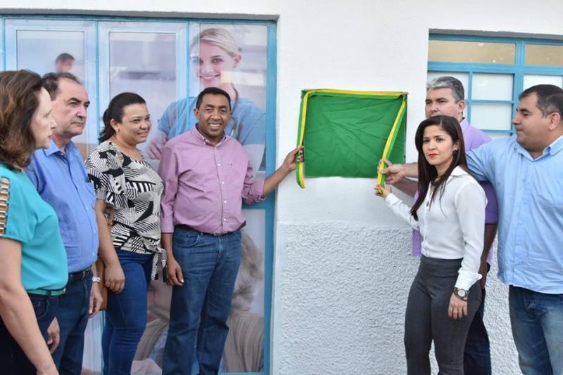 Floriano 121 anos: Prefeitura inaugura UBS do Amolar