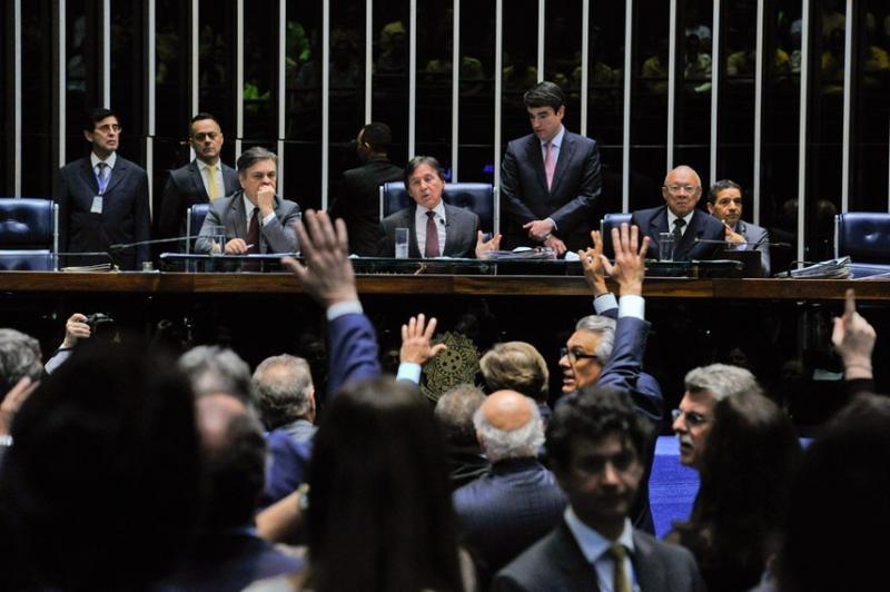 Senado aprova criação de fundo de R$ 1,7 bilhão para eleições