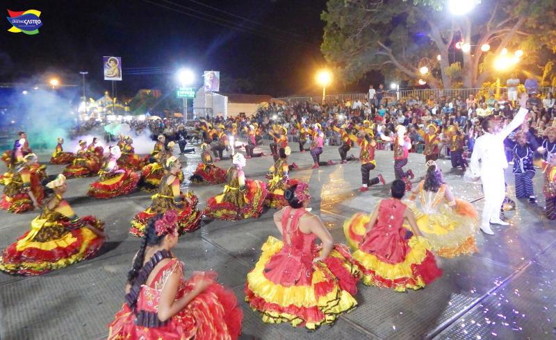Junina Asa Branca é a grande campeã do Arraiá das Águas em Cristino Castro