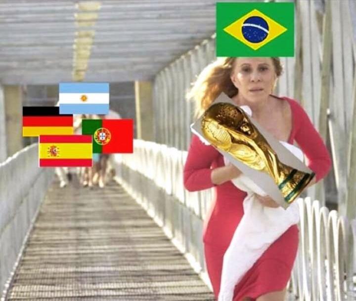 Eliminação do México pelo Brasil rende os melhores memes; veja