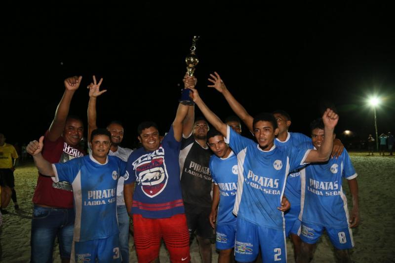 Veja como foi a Final do III Campeonato de Futebol da localidade José Gomes, em Cabeceiras