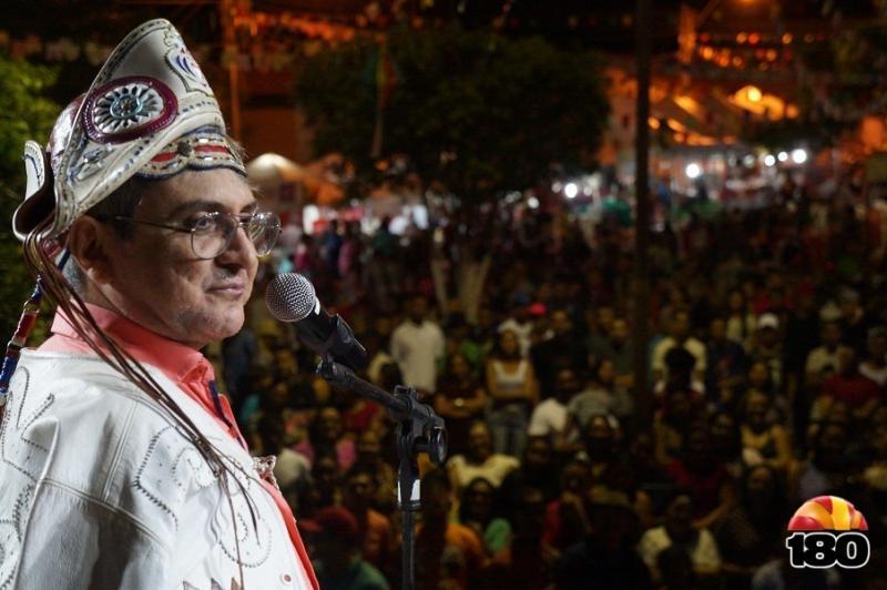 Musical com João Claudio Moreno fecha festividades de São Pedro do Piauí