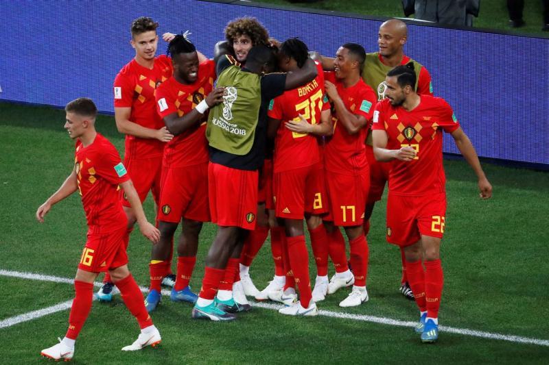 Bélgica vence Japão no último minuto e enfrenta o Brasil