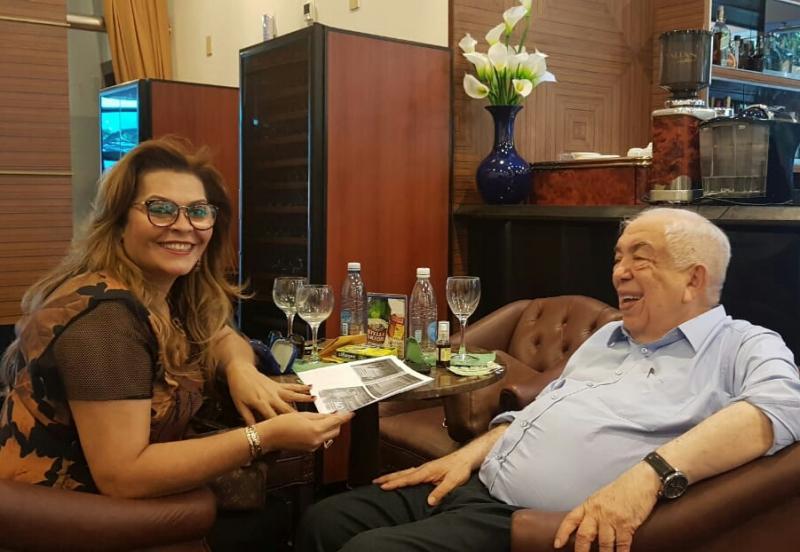 Mércia Leão se reúne com o Dep. Federal Paes Landim para discutir problemas da sua Simplício Mendes
