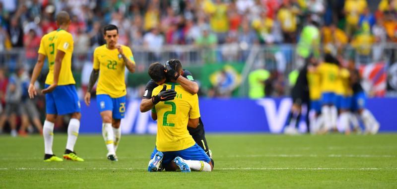 (Quase) Intransponível: números da defesa do Brasil na Copa da Rússia impressionam